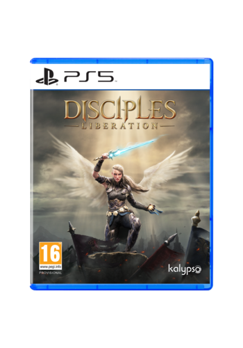 Disciples: Liberation - Deluxe Edition - Playstation 5