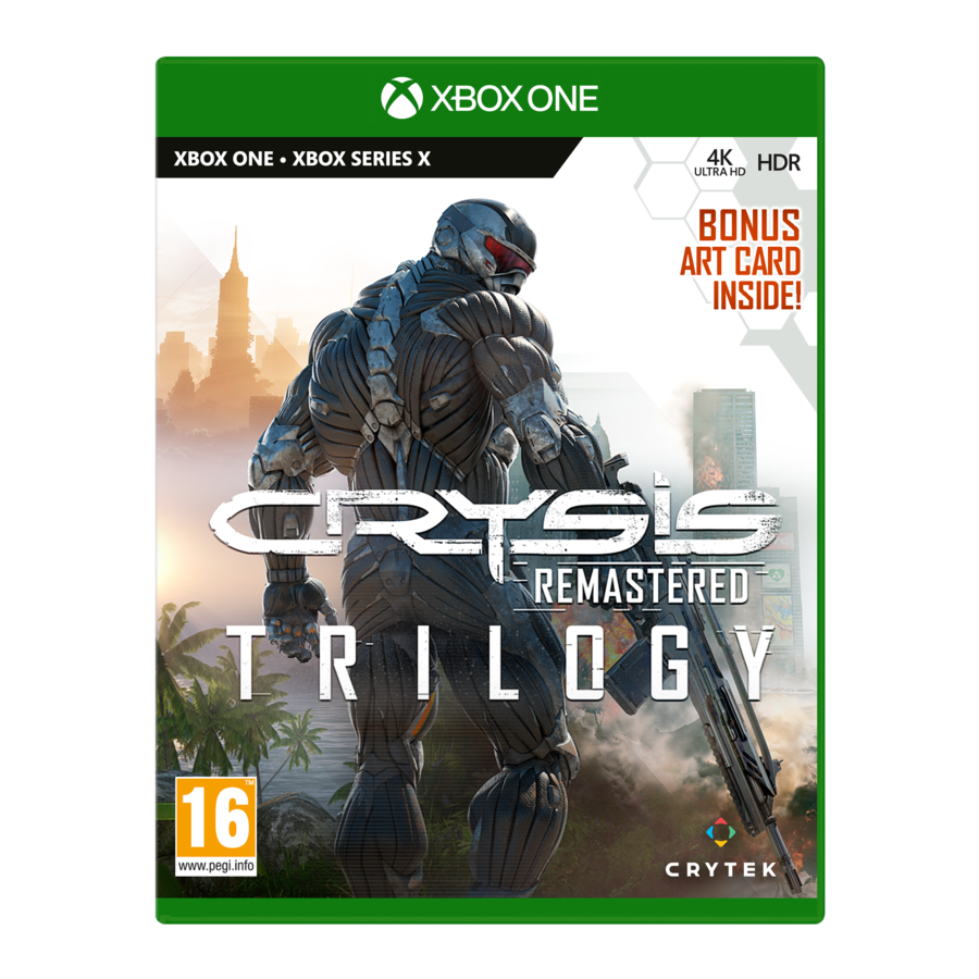 Crysis Trilogy Remastered - Xbox One