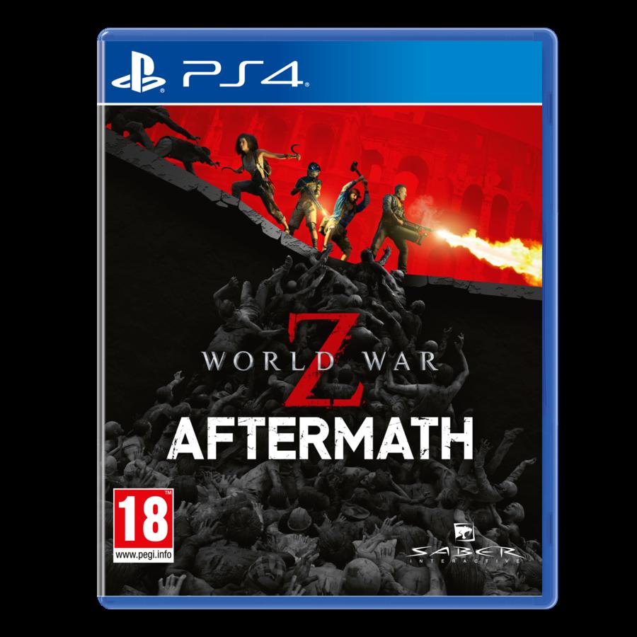 World War Z Aftermath - Playstation 4