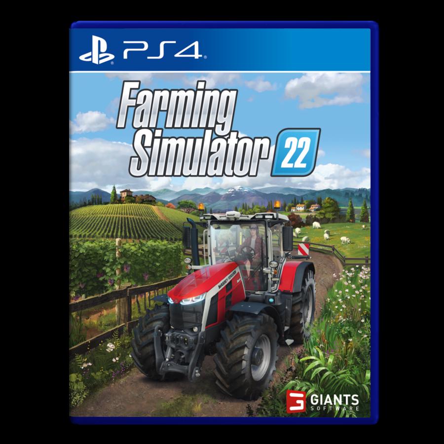 Farming Simulator 22 - Playstation 4