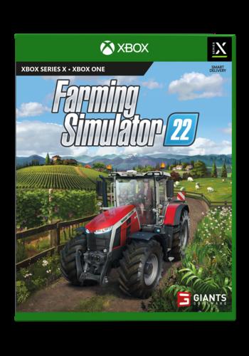 Farming Simulator 22 - Xbox One & Series X