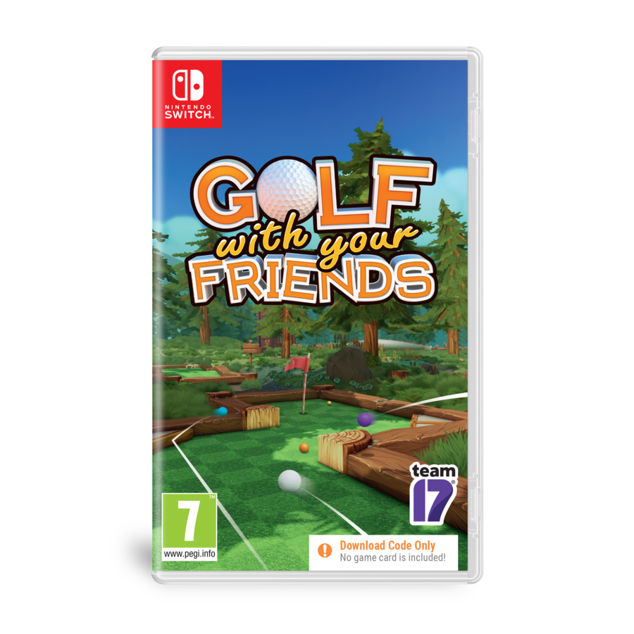 Golf With Your Friends (Code in Box) - Nintendo Switch