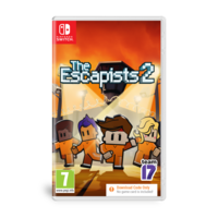 The Escapists 2 (Code in Box) - Nintendo Switch