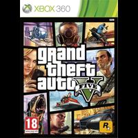 Grand Theft Auto V (GTA 5) - Xbox 360