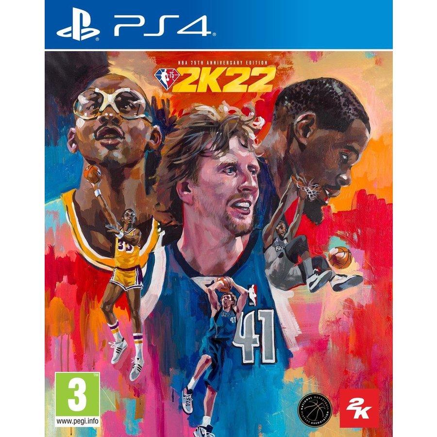 NBA 2K22 - 75th Anniversary Edition - Playstation 4