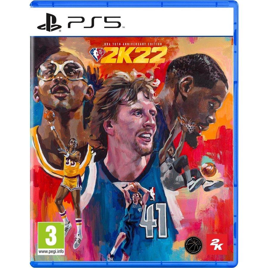 NBA 2K22 - 75th Anniversary Edition - Playstation 5
