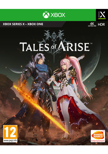 Tales of Arise + Pre-order DLC - Xbox One & Series X