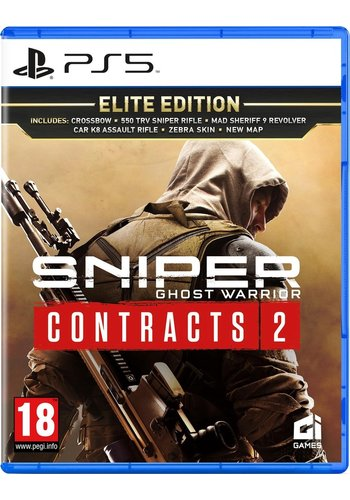 Sniper Ghost Warrior: Contracts 2 Elite Edition - Playstation 5