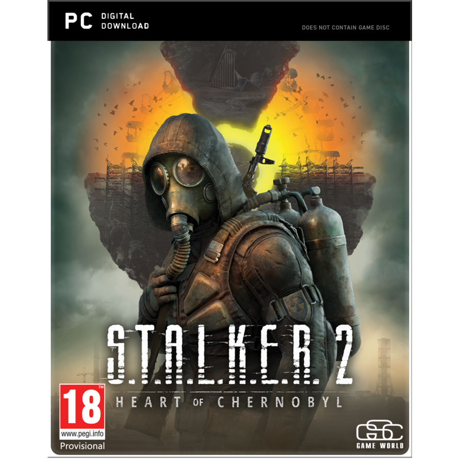 S.T.A.L.K.E.R. 2: Heart of Chernobyl Limited Edition - PC
