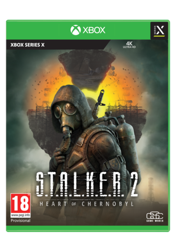 S.T.A.L.K.E.R. 2: Heart of Chernobyl Limited Edition - Xbox One & Series X