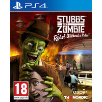 Stubbs the Zombie - Rebel Without a Pulse - Playstation 4