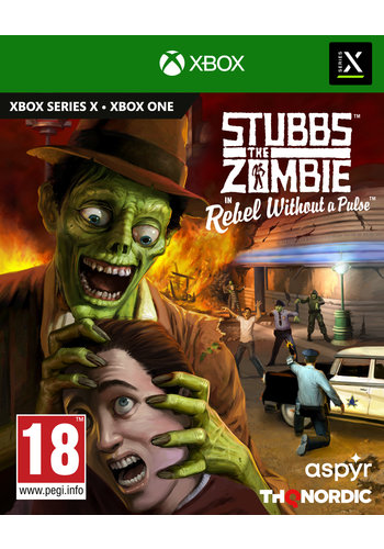 Stubbs the Zombie - Rebel Without a Pulse - Xbox One