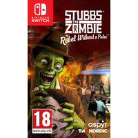Stubbs the Zombie - Rebel Without a Pulse - Nintendo Switch