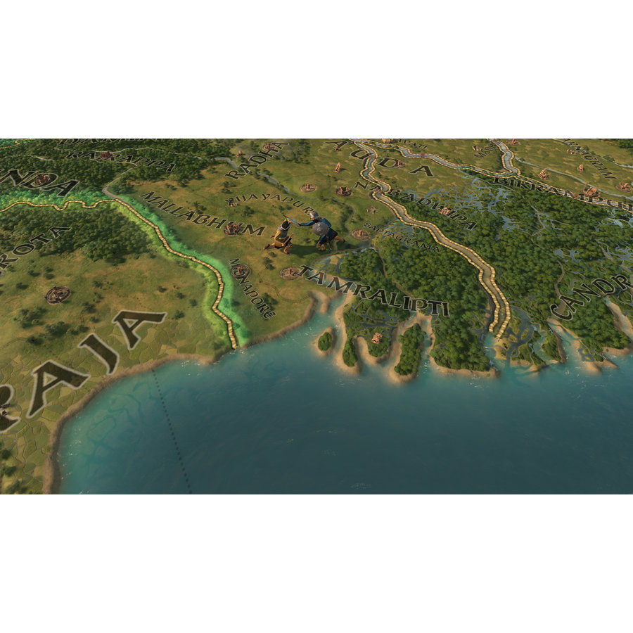 Crusader Kings III - Day One Edition - Playstation 5