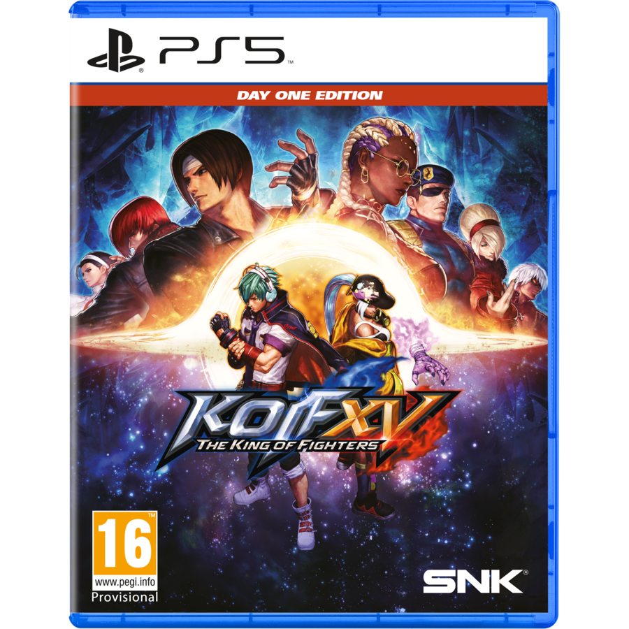 King of Fighters XV - Day One Edition - Playstation 5
