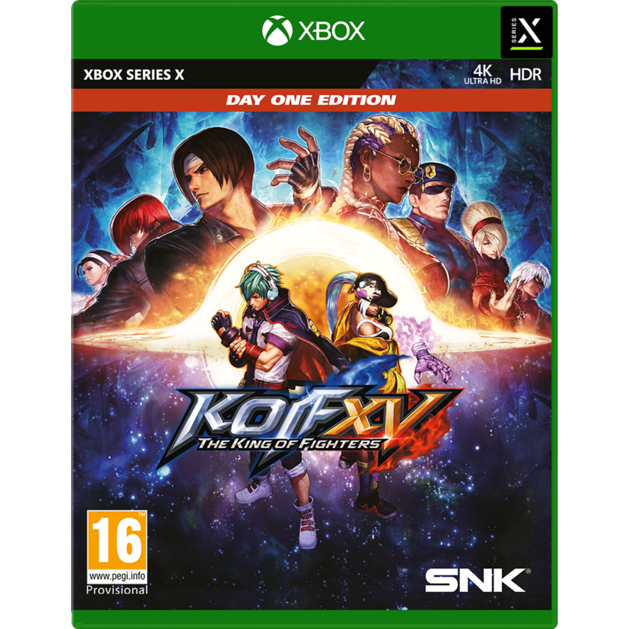King of Fighters XV - Day One Edition - Xbox One & Series X