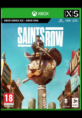 SAINTS ROW - Day One Edition - Xbox One & Series X