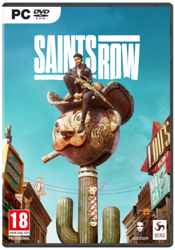 SAINTS ROW - Day One Edition - PC