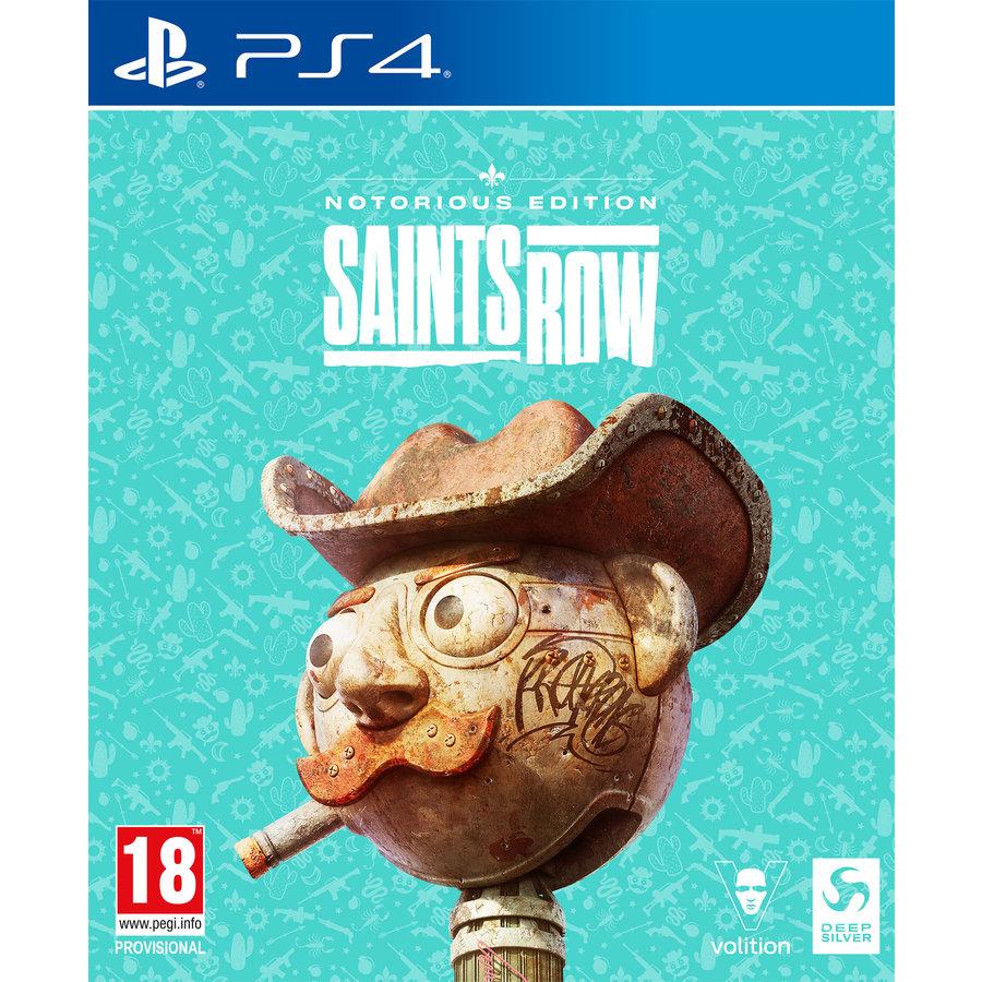 SAINTS ROW - Notorious Edition - Playstation 4