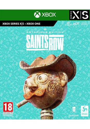 SAINTS ROW - Notorious Edition - Xbox One & Series X