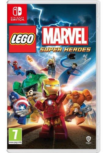 LEGO: Marvel Super Heroes - Nintendo Switch