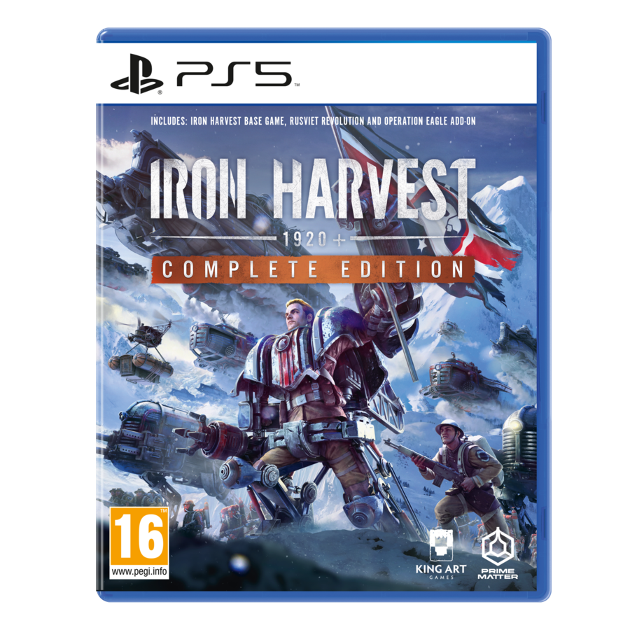Iron Harvest Complete Edition - Playstation 5