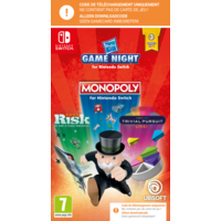 Hasbro Game Night (Code in Box) - Nintendo Switch