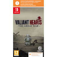 Valiant Hearts (Code in Box) - Nintendo Switch