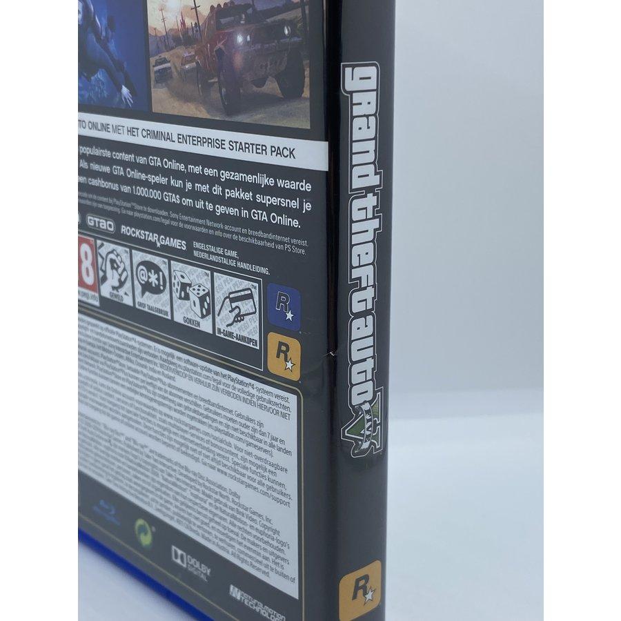2E KANS | GRAND THEFT AUTO V: PREMIUM EDITION - PS4