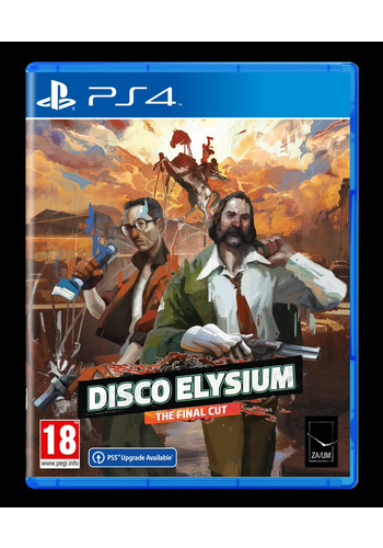 Disco Elysium - The Final Cut - Playstation 4