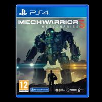 MechWarrior 5 - Playstation 4
