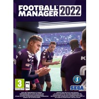 Football Manager 22 (Code in Box) - PC