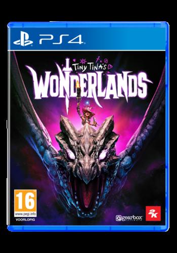 Tiny Tina's Wonderlands - Playstation 4
