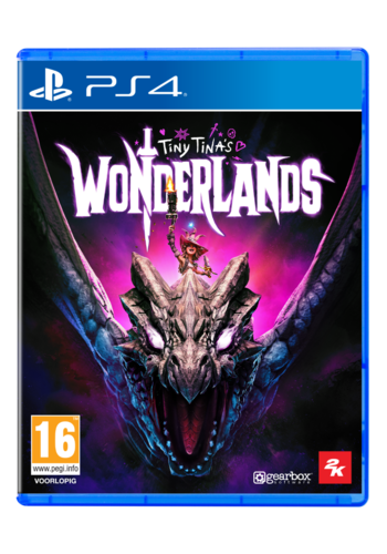 Tiny Tina's Wonderlands  + Pre-order DLC - Playstation 4