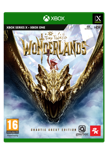 Tiny Tina's Wonderlands Chaotic Great Edition - Xbox One & Xbox Series X