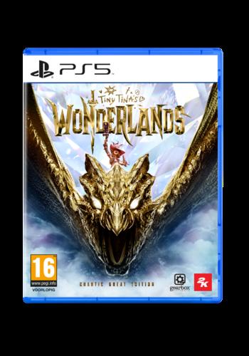 Tiny Tina's Wonderlands - Chaotic Great Edition -  Playstation 5