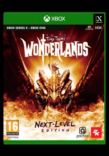 Tiny Tina's Wonderlands Next-Level Edition - Xbox Series X & Xbox One