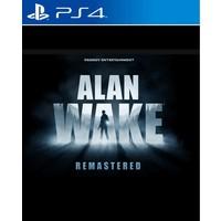 Alan Wake - Remastered - Playstation 4