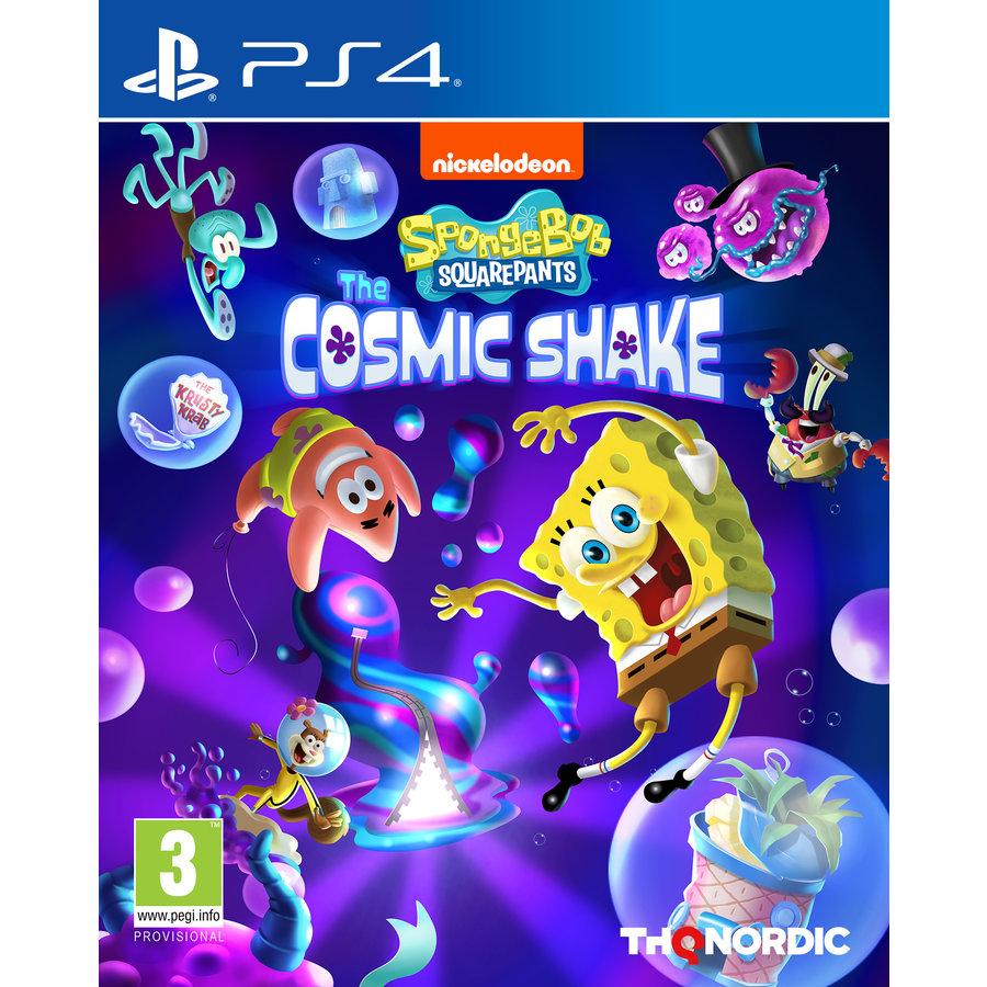 Spongebob Squarepants - The Cosmic Shake - Playstation 4