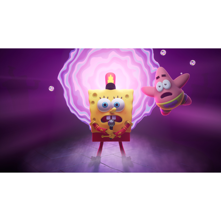 Spongebob Squarepants - The Cosmic Shake - PC