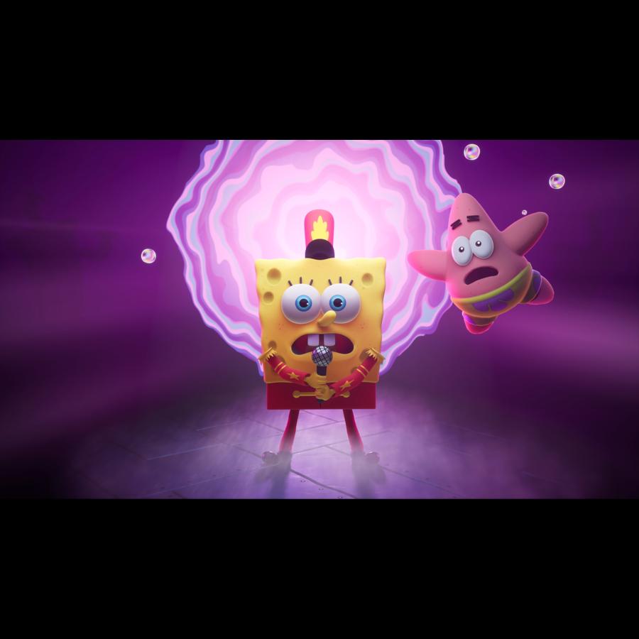 Spongebob Squarepants - The Cosmic Shake - Nintendo Switch