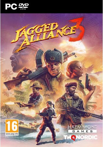 Jagged Alliance 3 - PC