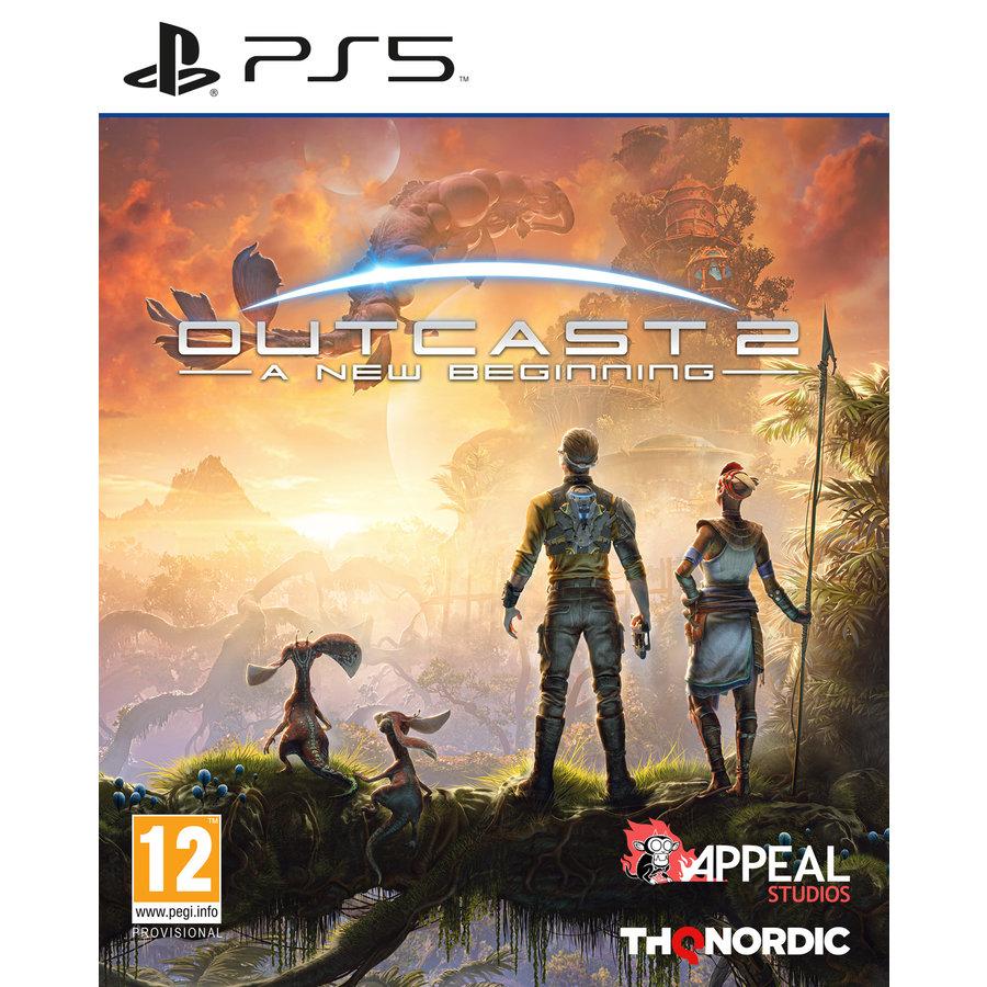 Outcast 2 - Playstation 5