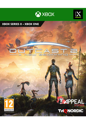 Outcast 2 - Xbox One & Series X