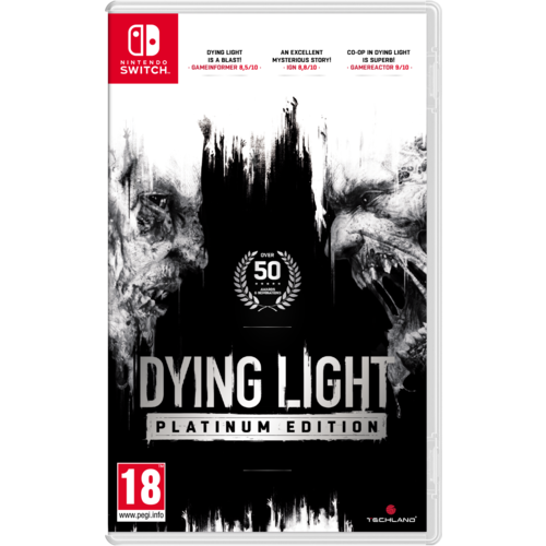 Dying Light Platinum Edition - Nintendo Switch