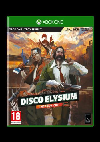 Disco Elysium - The Final Cut - Xbox One