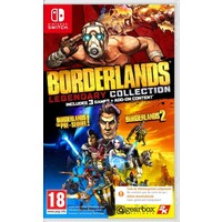 Borderlands Legendary Collection (Code in Box) - Nintendo Switch