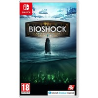 Bioshock the Collection (Code in Box) - Nintendo Switch