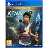 Kena: Bridge of Spirits - Deluxe Edition - Playstation 4