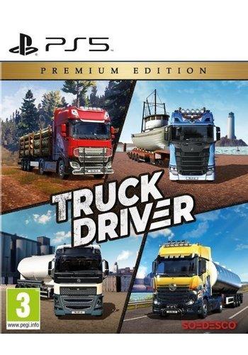 Truck Driver - Premium Edition - Playstation 5